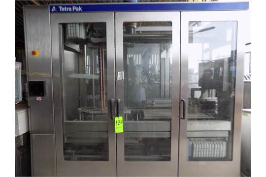 2009 Tetra Pak Case Packer, Model 73, S/N 75670016