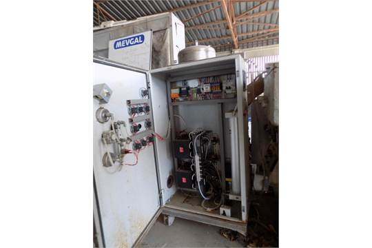 Sepra Separation Process Application, S/N 24