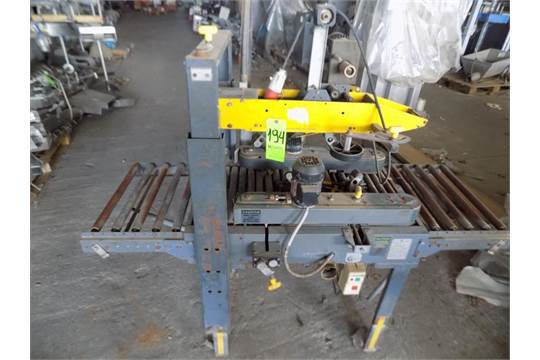 Siat Packaging Machines Tape Applicator, Model SM8