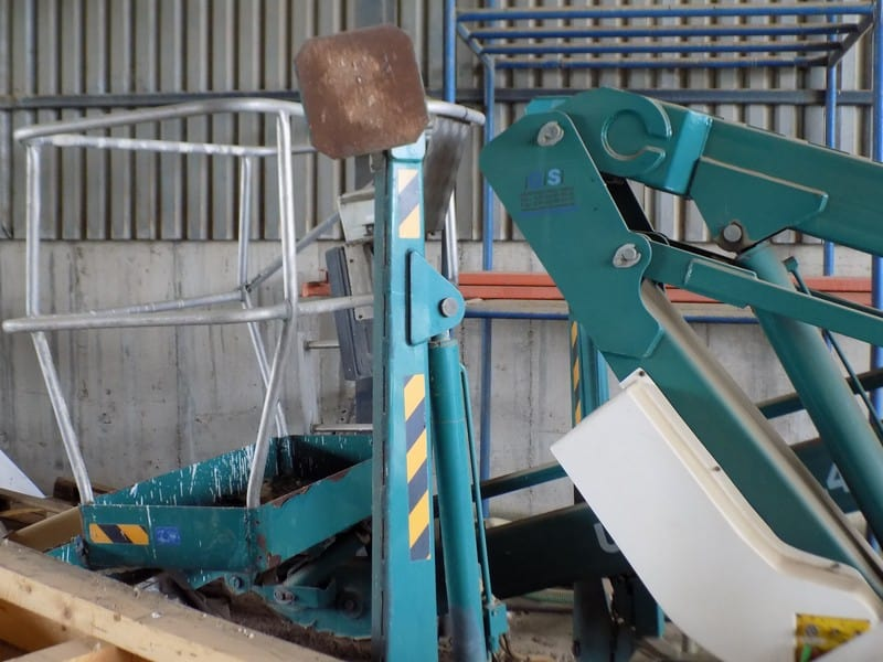 New Upright 1900 kg Beam Lift,