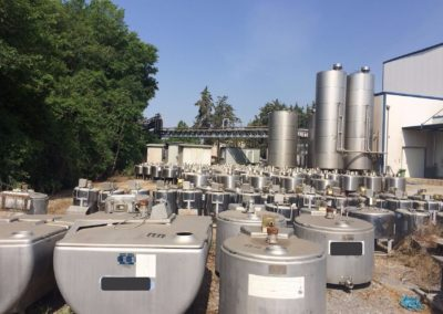 M Davis Group Presents: Large Dairy Facility in Greece