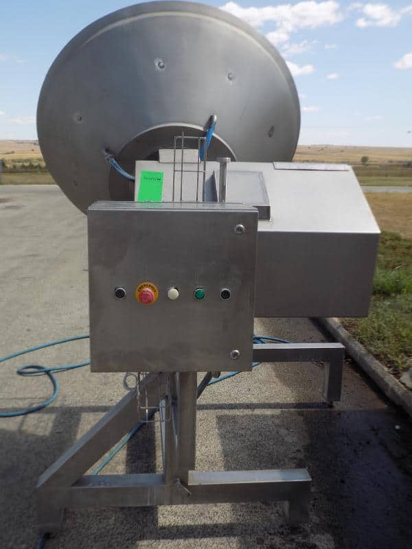 2002 COMAT Salt Dosing Barrel, Model SSB 300-R, S/N 4393 (Part Of Combination)