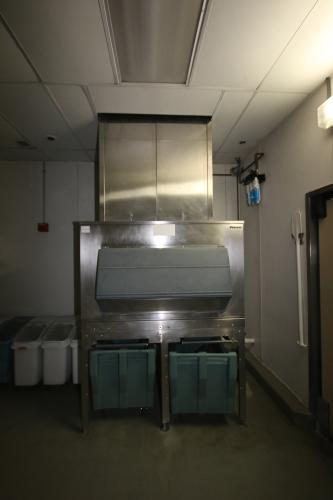 Follett Dual Compartment S/S Ice Machine