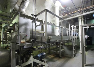 Fruit & Vegetable Receiving, Processing & Cooking Equip Auction – Surplus to Riverbend Foods   May 17th – May 24th | Pittsburgh