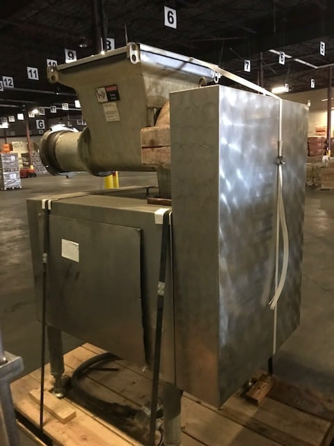 Weiler Grinder Model Number 1109, S/N 68-169 (Located in Newark, NJ)***BFEM***