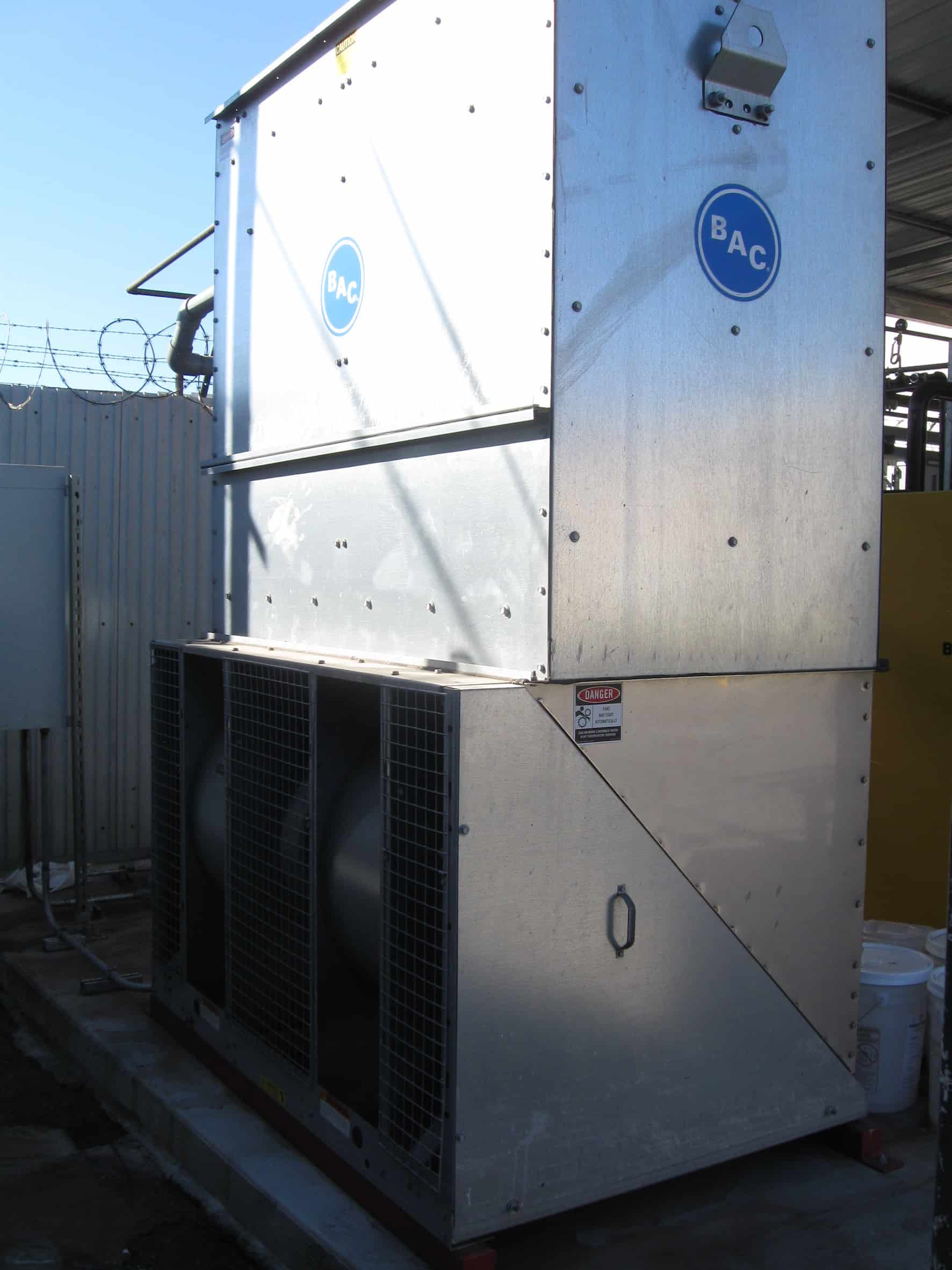 BAC Cooling Tower, Model VTO-052-HM/X