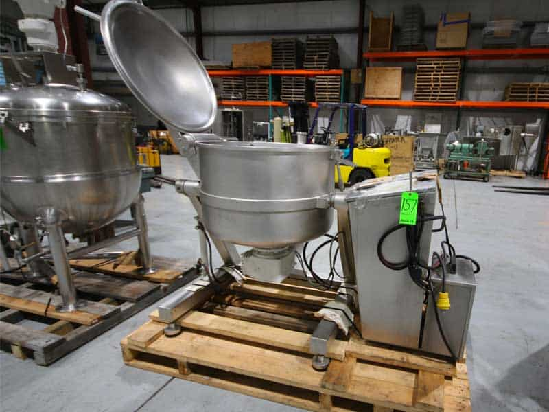 400 Lot Food & Bev Auction at MDG ShowroomMarch 19, 2019Pittsburgh, PA
