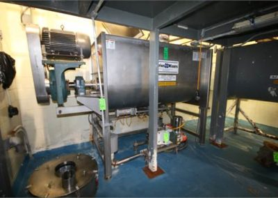 Powder Blending and Sifting Auction: Includes 2011 Marion Mixer & (2) Kason Sifter Screeners Mar 23 | Tennessee