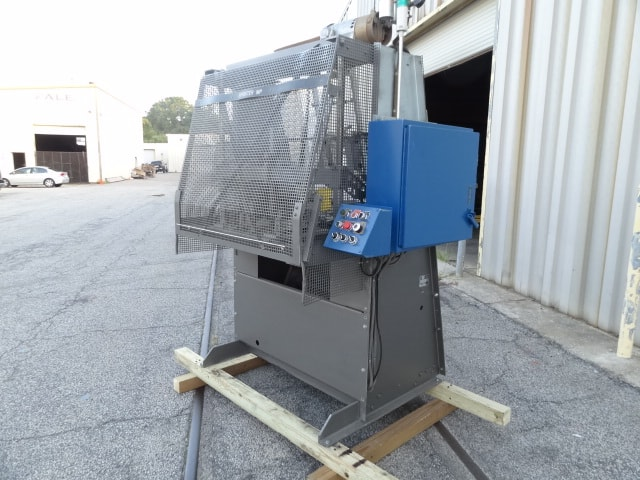 Sprinter Tray Former, Model # MP11, S/N 32364, single forming head for self-locking trays (Located in South Carolina)***NORTH***