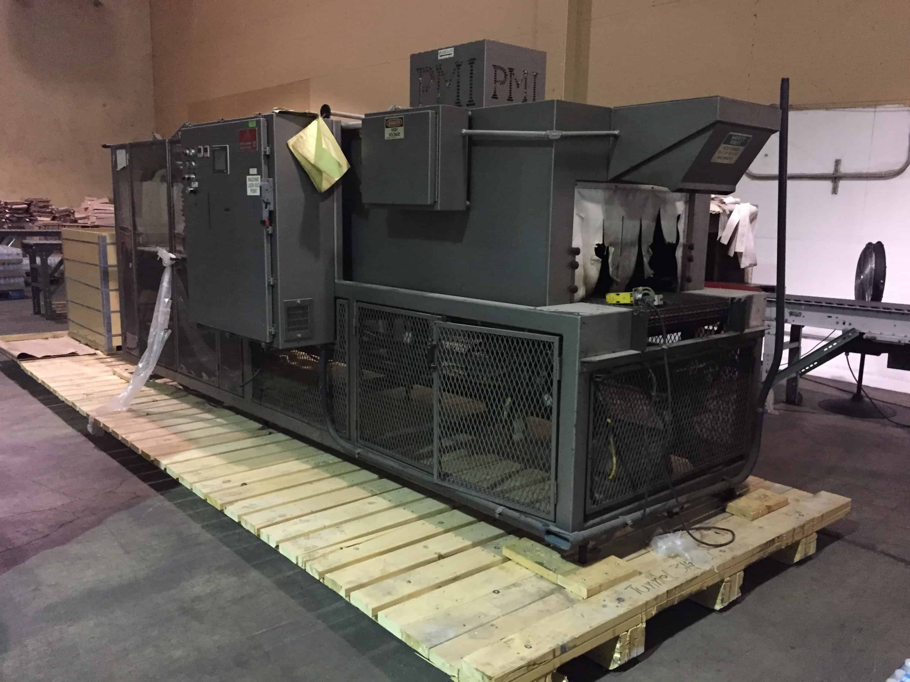 "PMI Heat Tunnel, M/N CSI-30, S/N 98261, 480 Volts, 26"" W Conveyor, with 30"" W x 17"" H Opening (LOCATED IN GRAND PRAIRIE, TX)"