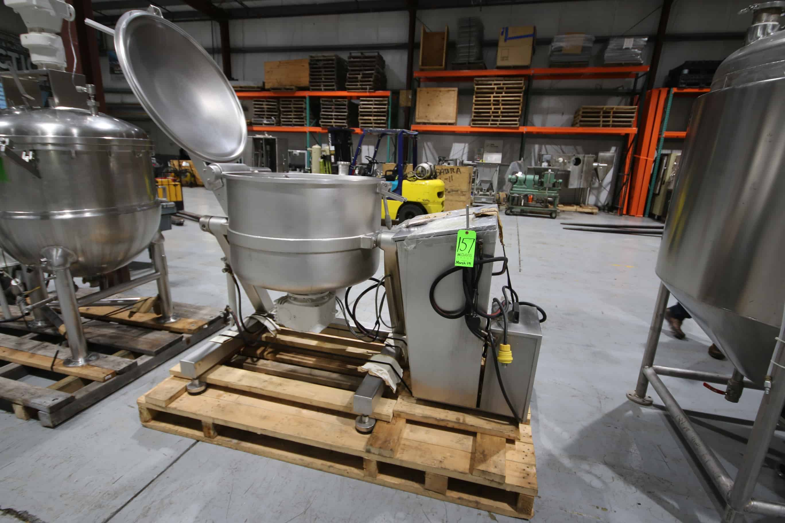 Huge Food & Bev Auction at MDG ShowroomMarch 19, 2019Pittsburgh, PA