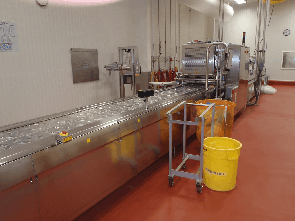 2014 Multivac Thermoforming Packaging Line