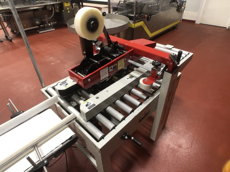BestPack Tape Case Sealer, Model MSD 22-2, S/N 091040 (Located in Pittsburgh Approximately 15 Minutes From M Davis Group Auction Showroom)(Sold Subject to Confirmation)