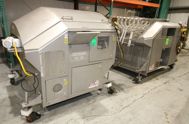 Fish Processing Equip - Notum Breader & Batter Applicator