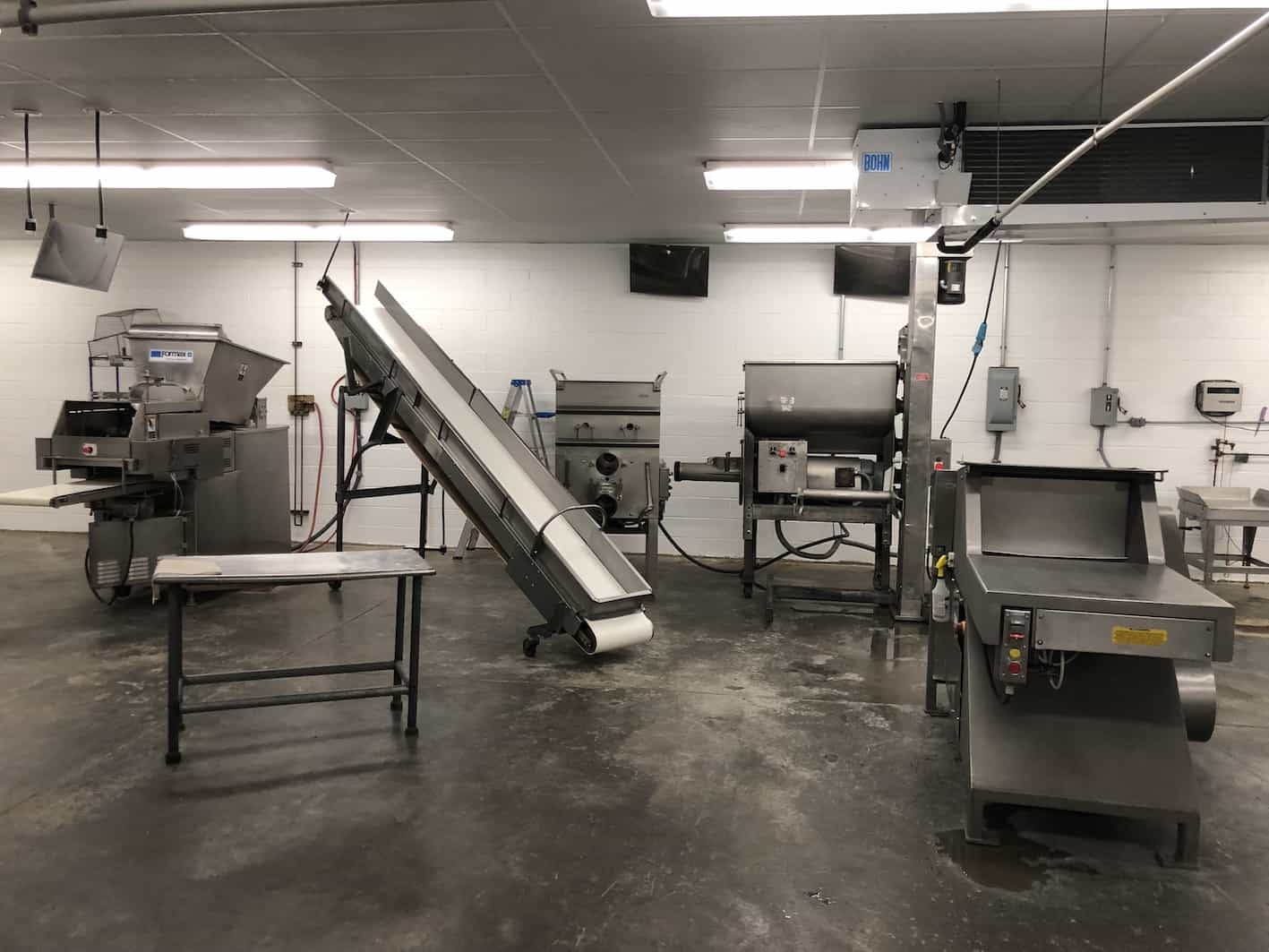 Meat Processing Plant on Long Island, NYOctober 22nd – November 1st, 2018Bellport, NY