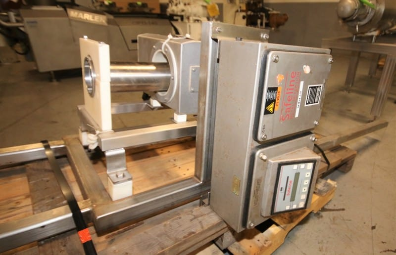 Packaging & Inspection Equipment - Safeline Metal Detector