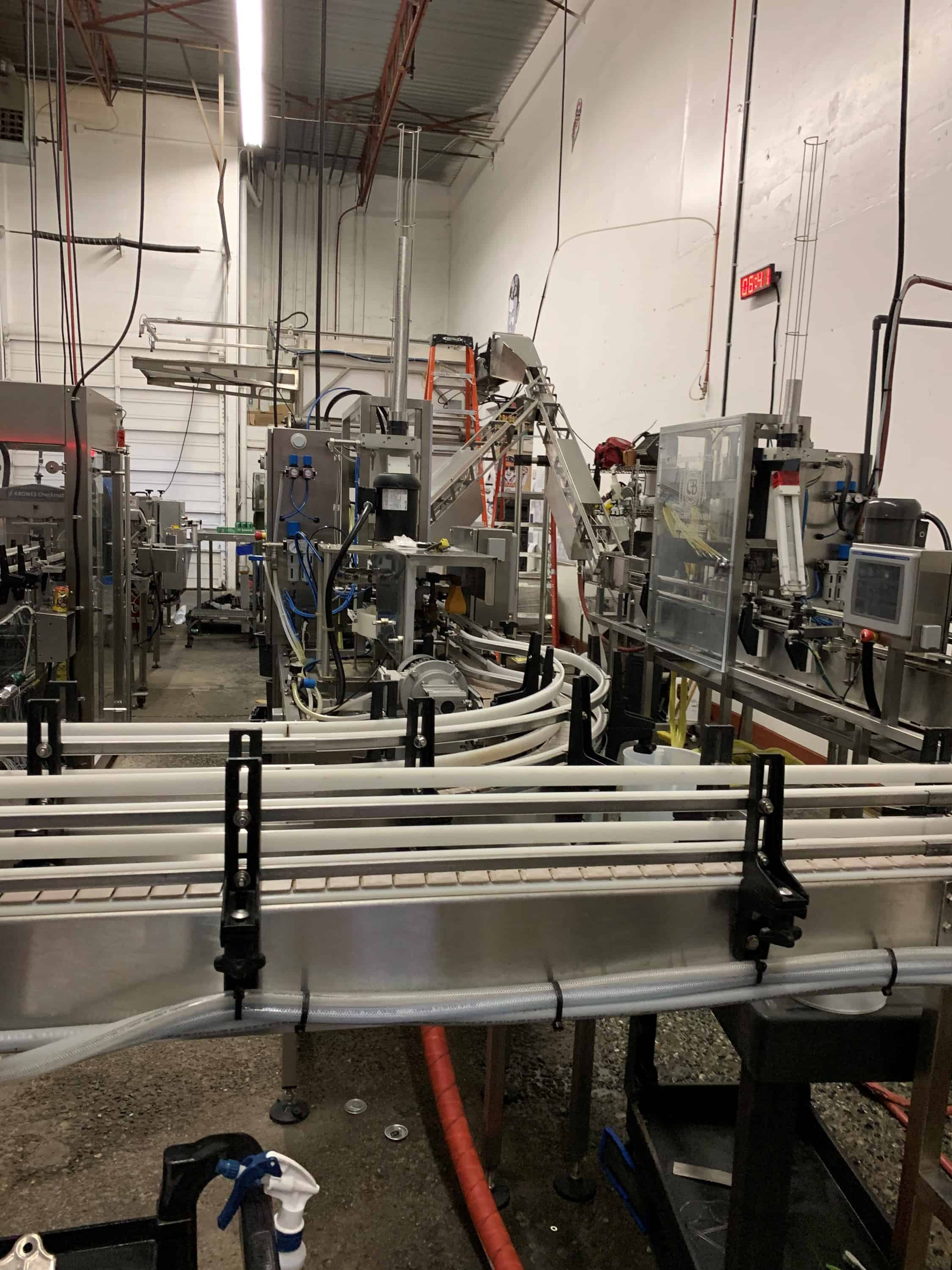 Cask ACS Twinned Canning LineImmediately AvailableContact MDG for Details!Vancouver, BC