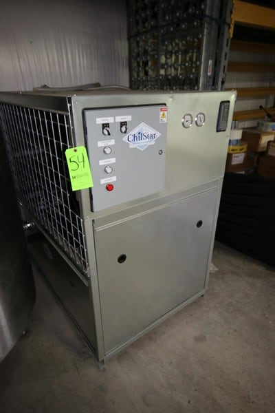 NEW 2016 Chilistar S/S Chiller, Glycol Refrigeration System ***LOCATED IN MECHANICSVILLE, VA***