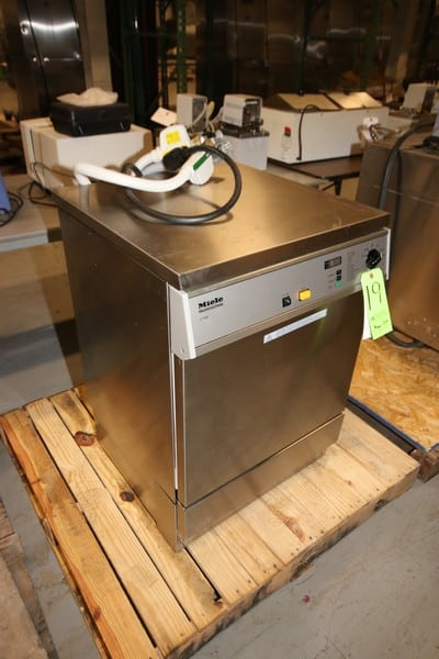 "Miele S/S Laboratory Glassware Washer, M/N G7804, Overall Dims.:  Aprox. 24"" L x 23-1/2"" W x 34"" H ***Located in MDG Auction Showroom--Pittsburgh, PA***"