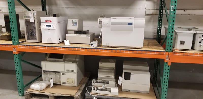 Spring Lab and Analytical Equipment Auction at the M Davis Group ShowroomMay 21, 2019Pittsburgh, PA