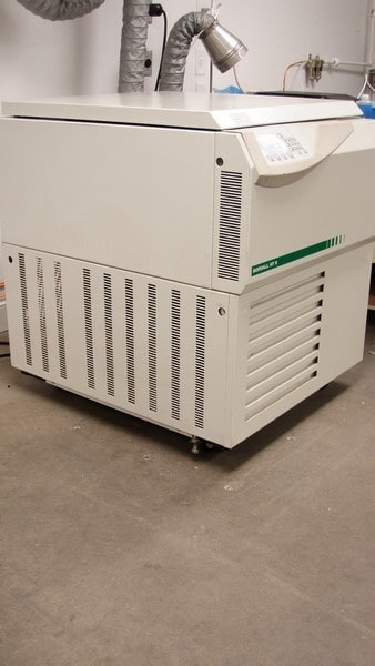 Thermo Sorvall HT6 Refrigerated Centrifuge, Model 11178191, S/N 306030300
