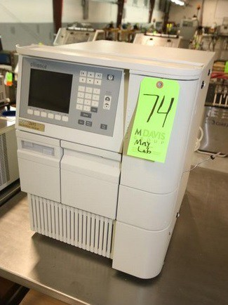 Waters Separations Module, M/N 2695, S/N C07SM7839A, with Digitial Display