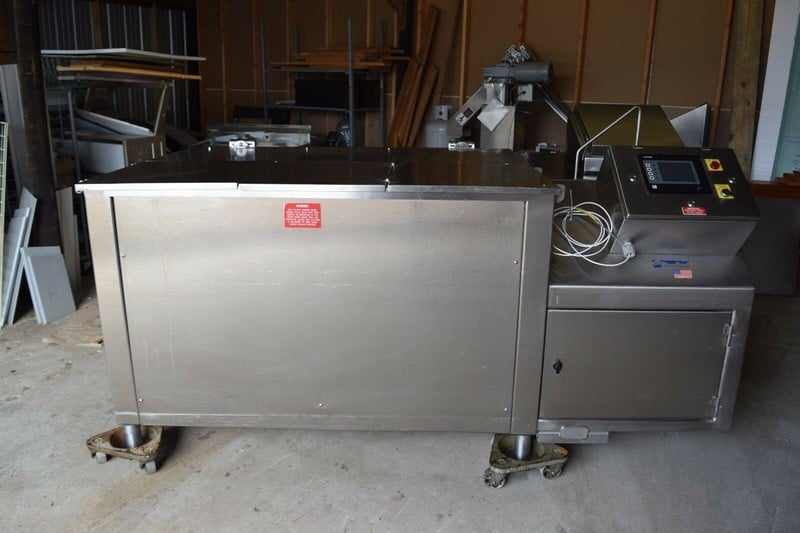 Cleveland S/S 100 Gal. Cook Tank, M/N TJ-100-CC, S/N 8607, 208 Volts, 3 Phase, 100 PSI Steam Jacket, Includes Chart Recorder ***Located in Connecticut***