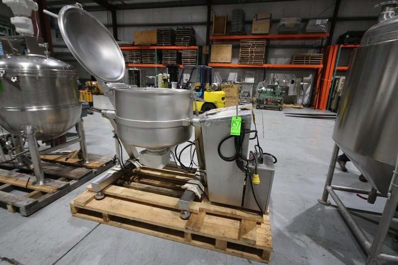 Processors, Kettles, Pumps, Mixers & MORE!Available for Immediate SalePittsburgh, PA
