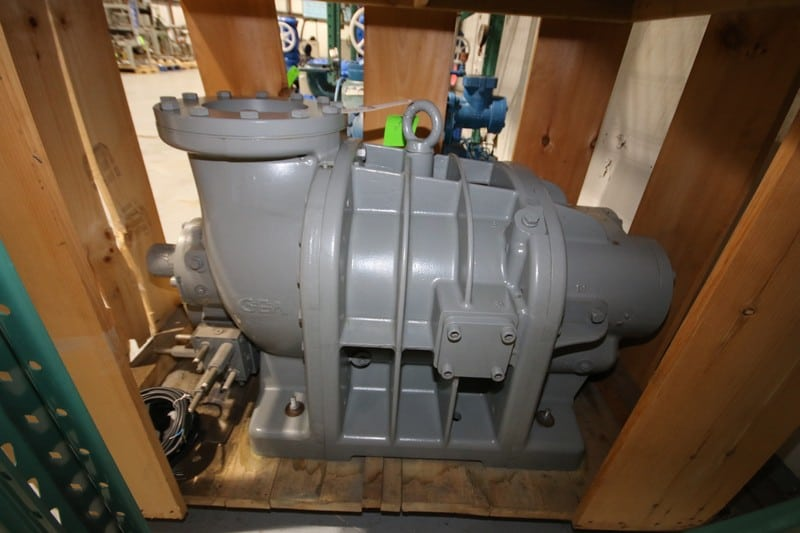 2013 GEA Freon Screw Compressor Head, Model YR-42655S-28, Y1732, R22 Refrierant, (Possibly Rebuilt)(W979)(Rigging & Loading Fee $100.00) (Located in Pittsburgh, PA)