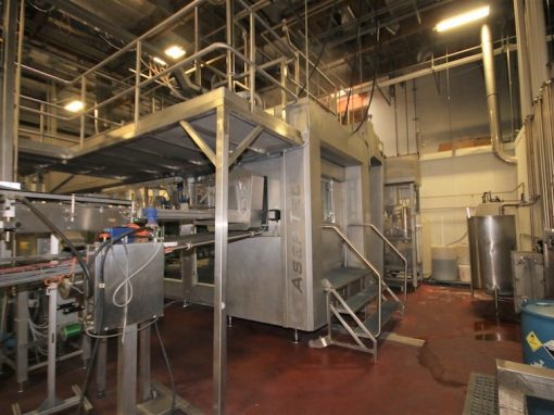 <b>BUY NOW: Aseptic Bottling and Processing Equipment</b><br/><i>Located in California</b><br/></i>