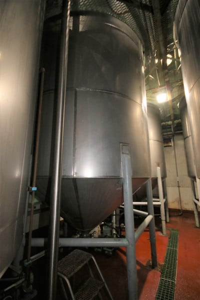 Mix Tank Room - (5) 6,500 Gal - View 3