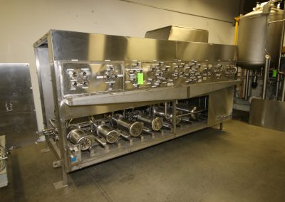2014 (3)-Skid Liquid Blending System NOW GOING TO AUCTIONDecember 18th, 2019Winston-Salem, NC