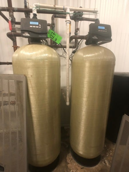 Hellenbrand H-151 Series Water Conditioning System (Water Softener)