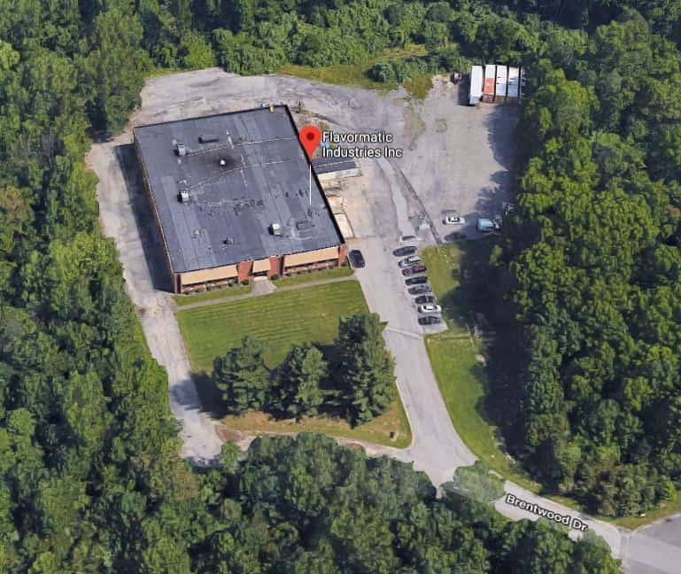 REAL PROPERTY located at 90 Brentwood Dr., Wappingers Falls, NY 12590 includes 20,120sq ft Building with Approx. 6,000 sq ft Production Area, 7,000sq ft Warehouse, 3,000sq ft Development Space for Applications/QC, and 4,000sq ft Office. (All are Estimates except Total Size of Plant)  Parcel Grid Identification #: 135689-6257-02-641904-0000  ***SOLD SUBJECT TO CONFIRMATION***