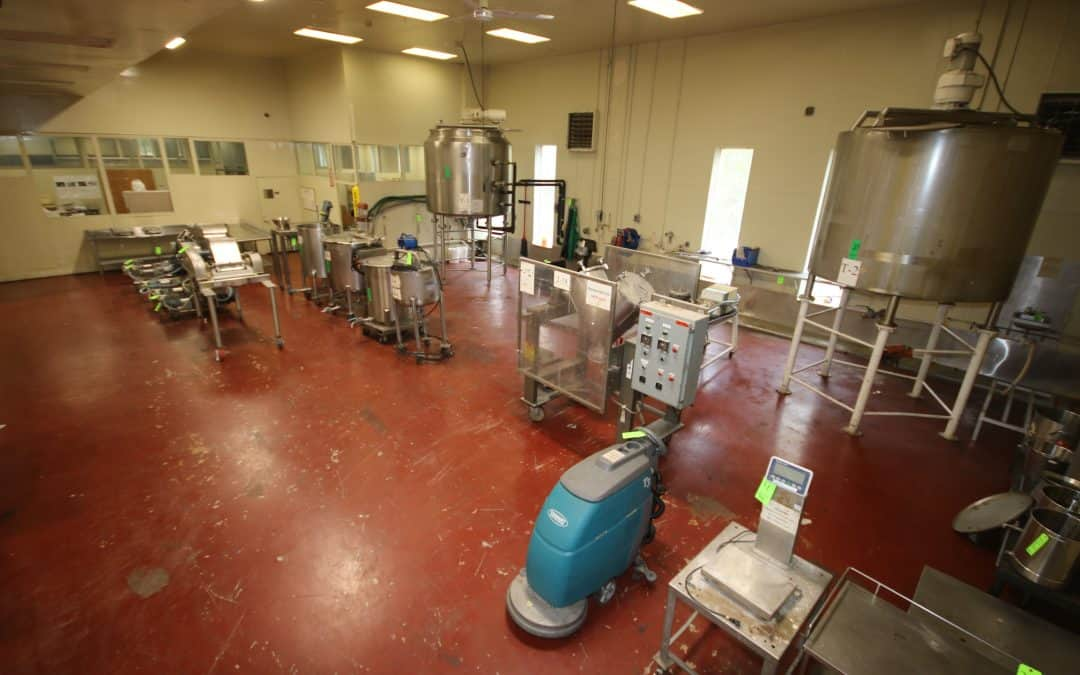 Flavormatic – Flavor Manufacturing Facility Auction in Upstate New YorkDecember 3 – 10, 2019Upstate NY