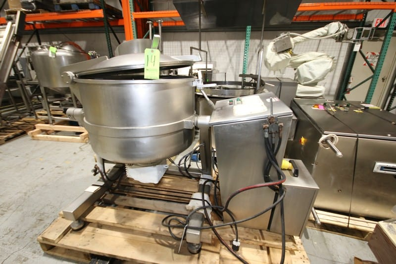 "Stephan S/S VCM, M/N VM 300, S/N 723.288.01, 220 Volts, 60 Hz, Mounted on S/S Frame, with S/S Panel, with 33-1/2"" Dia. x 21"" Deep Bowl with Blade (W918) (LOCATED @ M. DAVIS GROUP AUCTION SHOWROOM--PITTSBURGH, PA)"