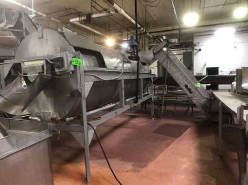 <b>Food & Beverage Processing & Packaging Equipment Auction</b><br/><i>January 16th – 23rd, 2020<br/>Multiple Locations</b><br/></i>