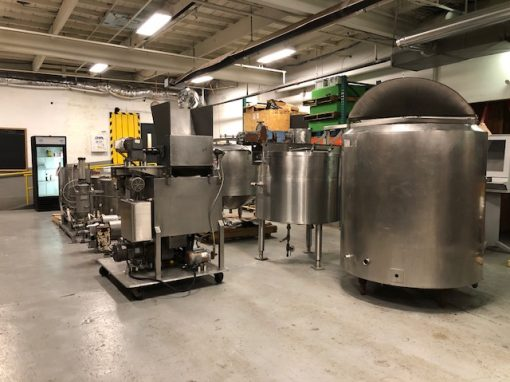 <b>Bakery & Food Processing Equipment Auction @ the MDG Auction Showroom</b><br/><i>January 28th – February 6th, 2020<br/>Pittsburgh, PA</b><br/></i>