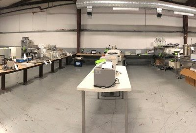 Lab & Analytical Equipment Auction @ the MDG Auction ShowroomJanuary 20th – January 29th, 2020Pittsburgh, PA