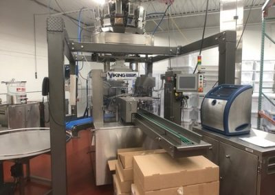 2016-2018 Complete Automatic Rotary Premade Pouch Packaging Line Immediately Available for Negotiated SaleYoungstown, OH