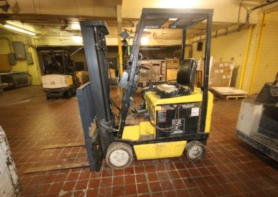 Forklift Lifts, Pallet Jacks, & Material Handling Equipment AuctionFebruary 25th – March 4th, 2021Grand Island, NE