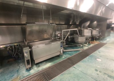 Prepared Foods (RTE) & Vegetable Processing Equipment AuctionSeptember 3rd – 10th & 11th, 2020Indianapolis, IN