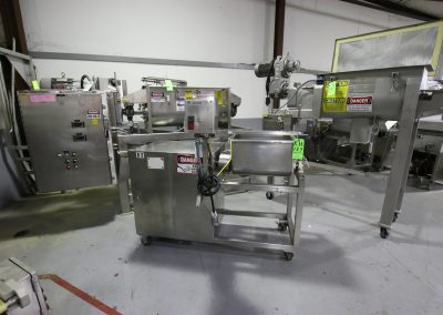 Kettles, Tanks, Mixers & Other Processing Equipment at the M. Davis Group Auction ShowroomOctober 29th – November 5th, 2020Pittsburgh, PA