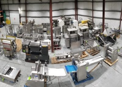 Processing & Packaging Equipment Auction @ the M Davis Group Auction Showroom | Year-End Sale!December 8th – 15th, 2020Pittsburgh, PA