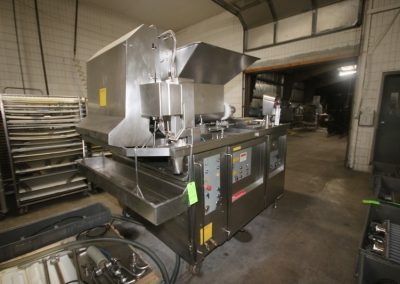 Appetizer Manufacturing, Vegetable Processing, & Packaging Equipment AuctionMarch 11th – 18th, 2021WI & ID