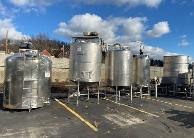 Multi-Location Food & Beverage Consignment AuctionNovember 11 – 18, 2021Various Locations