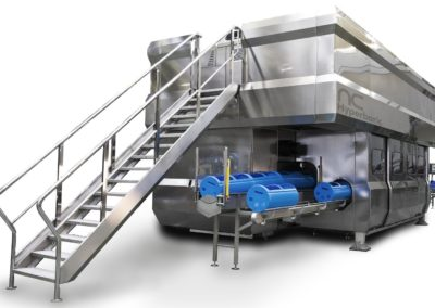 (2) High Pressure Processing LinesImmediately AvailableCleveland, OH